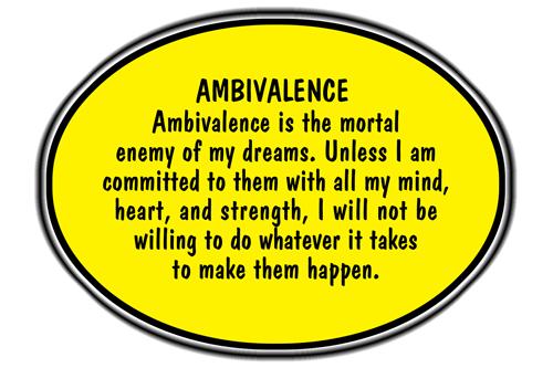 Ambivalence   UNC School of So...